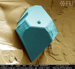 Crystal (FEI Company) Tags: fei microscopy nanotechnology nanoimage magnification feiimagecontest inspect mineralsandmining geosciences