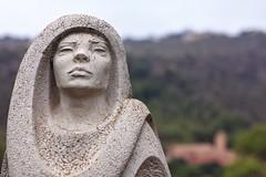El Via Crucis (RagbagPhotography) Tags: monastery espuña sierra nacional parque mary virgen virgin christ crucis via sculpture statue spain murcia totana challenge 366 365