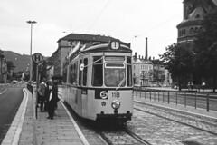 DE_Freiburg_118_Rt1.tif (David Pirmann) Tags: tram transit streetcar trolley freiburg germany