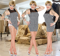 home13867-69 (Ann Drogyny) Tags: shoes legs heels crossdress crossdresser crossdressing cd tv tg ts transvestite transgender transsexual tranny tgirl glamour pinup mature cute sexy stockings nylons suspenders garters