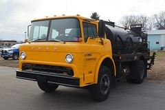 Ford F-700 Cabover (COE) (DVS1mn) Tags: ford f700 cabover coe