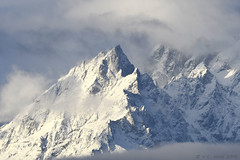 Sunkissed Teton Tops (V. C. Wald) Tags: grandtetonnationalpark sunrise winterstorm tamronsp150600f563divcusd