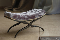 """Poof """"Butterfly"""" scale 1:4 (JuliaGart) Tags: sybarite superfrock sale scale 14 pouf banquette numina order furniture for furniturefordolls furnitureforthesybarite fs"""