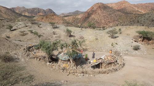 Djibouti_2014 - Campement de Madala - Tadjourah