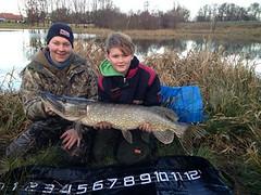 Frederik Nyhus 4. december 2016 (gsf fishing) Tags: pike gedde geddefiskeri pikefishing grndstedengsø