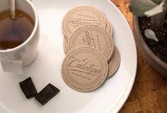 El Calotipo (El Calotipo) Tags: letterpress businesscards cardboard printing cookie design diseo tarjetas