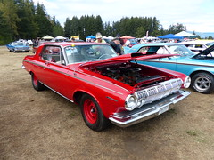 Dodge Polara Max Wedge (bballchico) Tags: dodge polara maxwedge 426ramcharger mopar musclecar arlingtoncarshow carshow 1960s georgetyler 206 washingtonstate arlingtonwashington