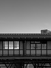 125 St. (Panda1339) Tags: 28mm leicaq summiluxq monochrome nyc trains 125street blackandwhite subwaystation usa helvetica font metro harlem