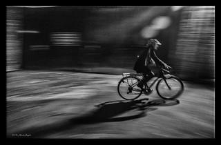 Night Cyclist [Explored]