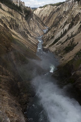 "Grand Canyon of the Yellowstone • <a style=""font-size:0.8em;"" href=""http://www.flickr.com/photos/63501323@N07/31193399595/"" target=""_blank"">View on Flickr</a>"