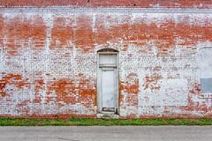 White Door (mikerastiello) Tags: waco texas tx wacotx wacotexas abandoned decay urbandecay