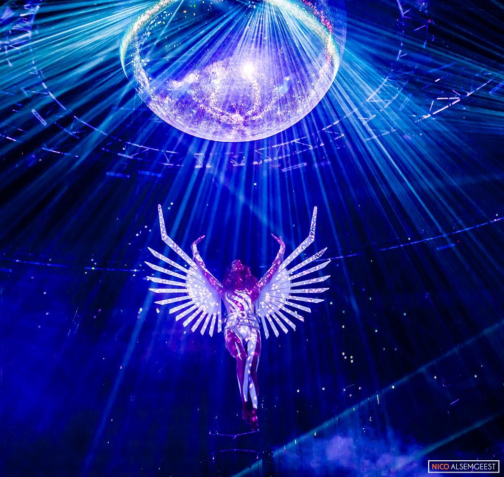 Sensation Angels & Demons