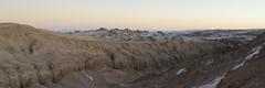 Paisaje lunar (monto84) Tags: amrica amricadelsur chile desiertodeatacama formato formato3x1 fotografapaisaje panormica puestadesol regindeantofagasta valledelaluna