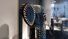 Elephant (Aka) Mask, profile
