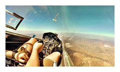 Antelope Valley soaring