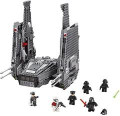 LEGO Star Wars 75104 - Kilo Rens Command Shuttle (THE BRICK TIME Team) Tags: brick star force lego 7 seven wars episode 2015 awakens 75100 75104 75099 75102 75103 75101 75105