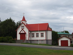 Icelandic church!