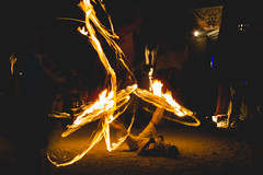Burning Man 2015 (Dominick Nicholas Valdivia) Tags: longexposure man dessert temple fire burningman burning firespinning fujifilm blackrockdessert fujifilmx100 dominicknicholasphotography burningman2015