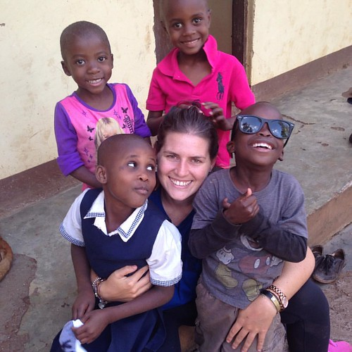 "Meet Ali Hanson-- she is the newest addition to the Neema International team! Ali has signed on as the assistant director of on ground operations, and we couldn't be more thrilled to have her. And our kids are pretty fond of her too!!! Welcome aboard aunt • <a style=""font-size:0.8em;"" href=""http://www.flickr.com/photos/59879797@N06/20849912318/"" target=""_blank"">View on Flickr</a>"
