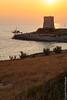 Alba Garganica (Guglielmo D'Arezzo) Tags: sea mare torre vieste gargano trabucco porticello