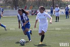 Sevilla Femenino - Hispalis 029 (VAVEL Espaa (www.vavel.com)) Tags: futbolfemenino hispalis futfem segundadivisionfemenina sevillavavel sevillafemenino juanignaciolechuga futbolfemeninovavel cdhispalis sevillafcfemenino