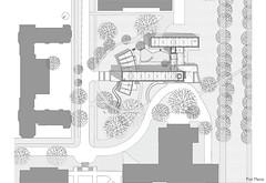 Реконструкция студенческого кампуса в Париже от Atela Architectes