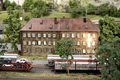 Oktorail (mtiger88) Tags: city railroad industry train de geotagged deutschland essen technology district north tracks eisenbahn railway stadt rails nrw quarter metropolis hobbies bahn industrie ruhrgebiet deu nordrheinwestfalen diorama technologie bundesbahn kreis brd modelmaking modellbau schienen bundesrepublikdeutschland 2015 rttenscheid capitalcity rhinewestphalia frg stadtteil railtraffic margaretenhhe schienenverkehr railwaytransportation modellbauausstellung ruhrmetropole mitger88 mtiger federalrepublicgermany modelexhibition ruhrerea oktorail railboundtransport geo:lat=5143163728 geo:lon=699140443