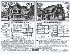 Sears Modern Homes 1917 pg.85 (roseberry62626) Tags: 164 118 3033 c118 c164 searsclyde sears164