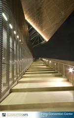 Irving Convention Center (Illumination Arts) Tags: lightingdesign landscapelighting kendouglas illuminationarts architecturallightingdesign conventioncenterdesign illuminationartsllc