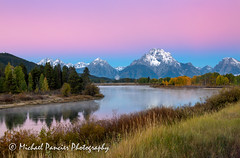 Oxbow Bend (Michael Pancier Photography) Tags: mountains nature us unitedstates jackson wyoming nationalparks americathebeautiful jacksonhole fineartphotography tetonrange naturephotography grandtetonnationalpark americansouthwest oxbowbend fallautumn michaelpancier michaelpancierphotography nationalparkphotography americasnationalparks fallinthenationalparks