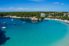 Cala Galdana (svetlana.koshchy) Tags: sea beach islands spain europe menorca cala baleares minorca balearic balears calagaldana galdana