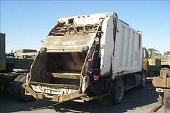 86 Mack MS300 Gar Wood (Scott (tm242)) Tags: trash dumpster truck garbage side debris rear disposal front bin collection rubbish trucks fl waste refuse recycle loader removal recycling load hopper collect packer rl haul asl msl