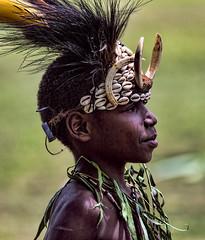 Dancers at Sing-sing, Bien Village, Papua New Guinea (bfryxell) Tags: papuanewguinea singsing oceania melanesia sepikriver bienvillage