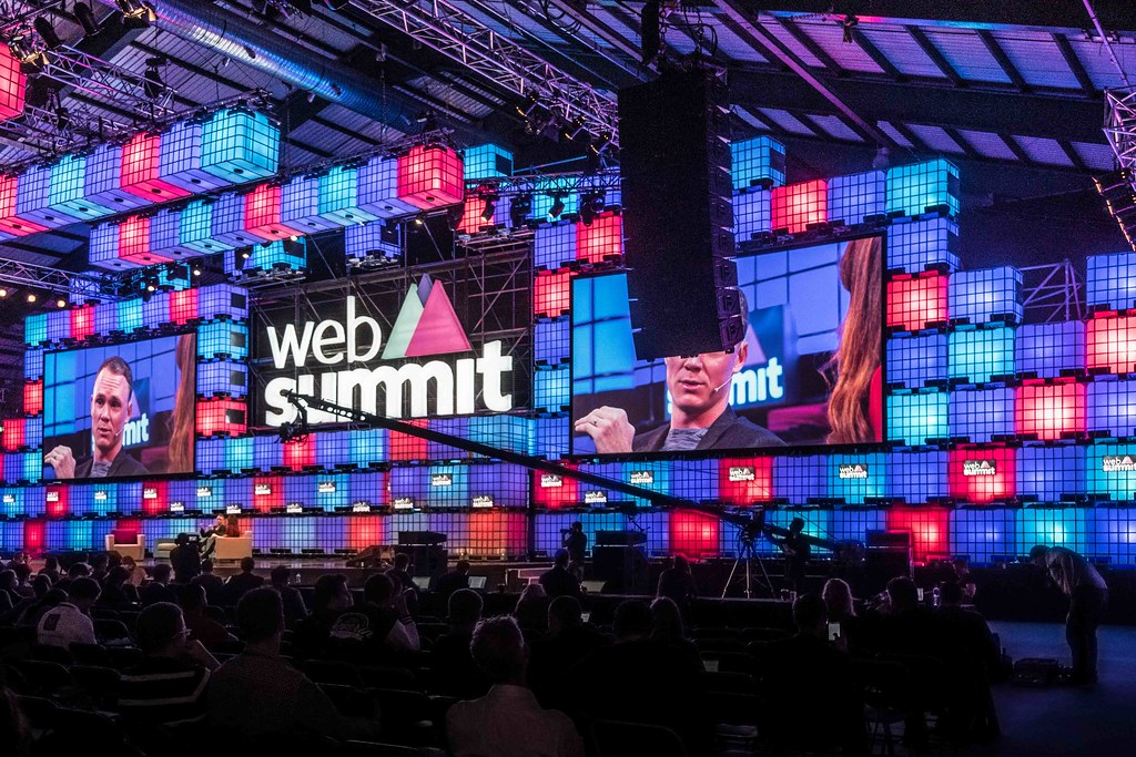 WEB SUMMIT 2015 IN DUBLIN [DAY ONE]-109774