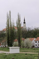 Svetog Filipa i Jakova (oxfordblues84) Tags: trees sky building tree green church grass architecture europe croatia baroque vukovar baroquearchitecture vikingrivercruise religiousbuilding baroquechurch passagetoeasterneurope catholicchurchofsaintsphilipandjames svetogfilipaijakova