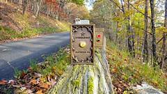 HDR wide DieselDucy and AB See elevator on Roanoke Mountain (DieselDucy) Tags: fall see elevator ab fallfoliage foliage blueridgemountains blueridgeparkway 2015 absee abseeelevator