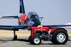 Ferguson Farmer (Indavar) Tags: plane airplane airshow chipmunk mustang albatros rand beech at6 radial an2 p51 l39 antonov dc4 dhc1 beech18 t28trojan b378