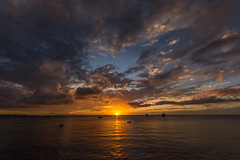 Today's Sunset (Andy Johnson Photos) Tags: seascape landscape island nikon paradise skies sigma grenada dramaric mygearandme