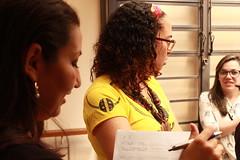 Integrantes do Projeto Girassol (na ordem): Patrícia, Paula e Ana Paula (fb.com/projetogirassolpoa) Tags: projetogirassol lardaamizade idosos cegos caridade gratidão voluntariado pedidosdenatal trabalhovoluntário