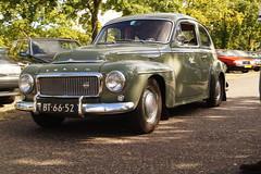 1960 Volvo PV 544 (NielsdeWit) Tags: 04 pv544 autotron rosmalen a bt6652 nielsdewit sidecode1
