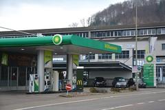 BP, Sissach Switzerland. (EYBusman) Tags: station switzerland garage gas service petrol gasoline bp filling sissach eybusman