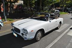 Lancia Flavia Cabriolet (TAPS91) Tags: solo flavia cuore lancia cabriolet 2° raduno carburatore