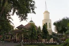 Yogyakarta, Indonesia, October 2015