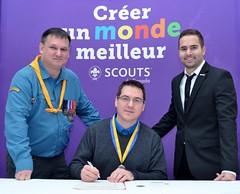 2015-11-27 Sylvain Fredette Sébastien Auger Mark Chalouhi
