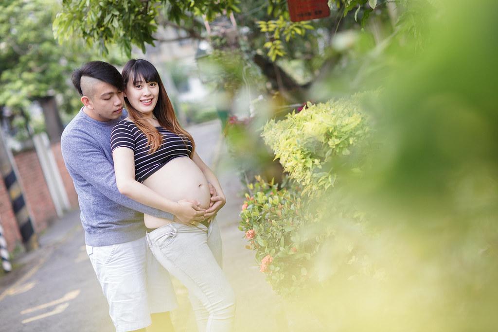 孕婦寫真,孕婦攝影,旅館孕婦,眷村孕婦,阿財&小八048