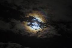 Moon ring (Kansas Poetry (Patrick)) Tags: moon kansas celestial starrynight moonring patrickemerson patricklovesnancy