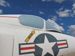 """Douglas F4D-1 (F-6A) Skyray 36 • <a style=""""font-size:0.8em;"""" href=""""http://www.flickr.com/photos/81723459@N04/23940249356/"""" target=""""_blank"""">View on Flickr</a>"""