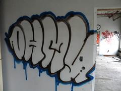 Ohmy (Randall 667) Tags: street urban building art abandoned graffiti artist massachusetts exploring writer ohmy attleboro tagger