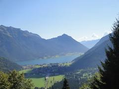 Unterwegs zur Feilalm mit Blick zum Achensee (dietmar.schuler) Tags: achensee feilalm feilkopf