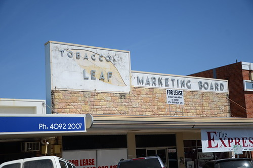 DSC_5824 Tobacco Leaf Marketing Board building, 186 Byrnes Street, Mareeba, Queensland